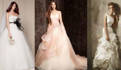Cele mai frumoase rochii de mireasă pentru 2016!