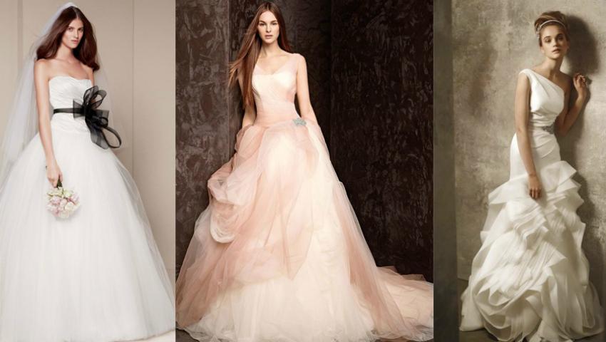Foto: Cele mai frumoase rochii de mireasă pentru 2016!