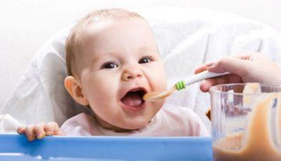 Introducerea diversificării la copiii care manifestă reacții alergice la unele produse alimentare