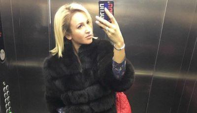 Olga Buzova a ajuns să facă poze lângă closet!