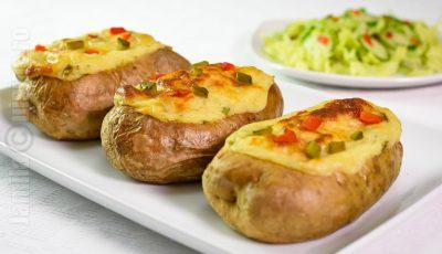 6 moduri de a pregăti cartofii, așa încât să salivezi de plăcere