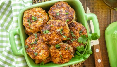 Chiftele de legume, mult mai gustoase și mai sănătoase decât cele din carne