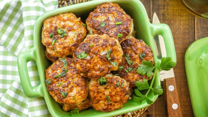 Foto: Chiftele de legume, mult mai gustoase și mai sănătoase decât cele din carne
