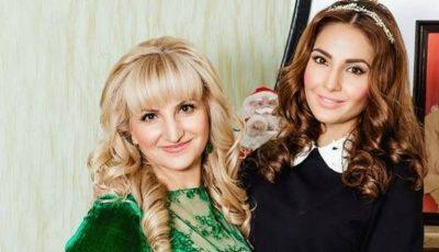 Cu drag de mama: Cristina Moldovanu- prezentatoare TV