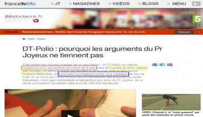 Scandal uriaş în Franţa din cauza reacţiilor adverse la un vaccin! Un milion de francezi au semnat petiţia, înalt funcţionar de stat a demisionat!
