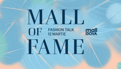"Shopping MallDova recomandă: ""Dress for succes""!"