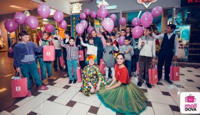 """Mai multe """"Zâmbete de copil la Shopping MallDova"""""""