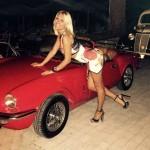 Foto: Câte mașini a schimbat Dianna Rotaru