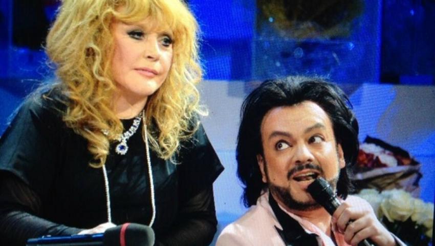 Foto: Alla Pugaciova l-a numit pe Kirkorov cea mai mare greșeală din viața ei!