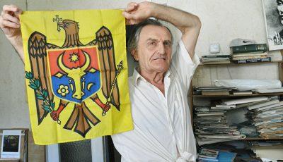 Autorul stemei naționale, Gheorghe Vrabie, s-a stins din viață!
