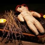 """Foto: O """"vrăjitoare"""" de la Basarabeasca a fost reținută. A cerut mii de euro pentru a o scăpa pe o femeie de blesteme"""