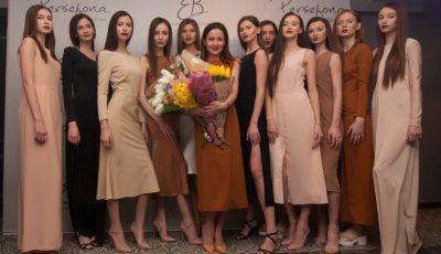 Elena Băncilă și-a prezentat prima colecție de rochii. Cum a fost la eveniment!