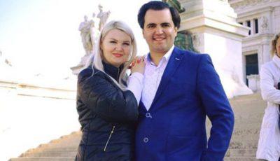 """Declarație de dragoste de la Igor Cuciuc: """"Tu ești peștișorul meu de aur"""""""