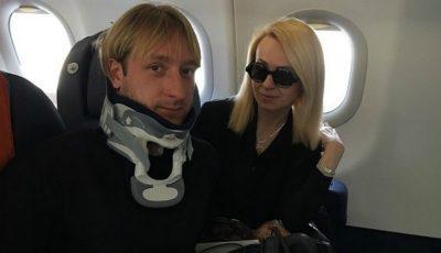 Evghenii Plushenko revine în Rusia după intervenția chirurgicală!