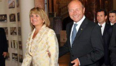 Traian și Maria Băsescu au depus cererea pentru cetățenia Republicii Moldova