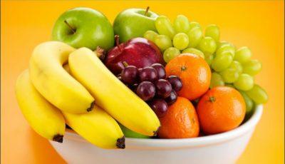 Ce păţeşti dacă mănânci fructele imediat după ce ai luat masa?
