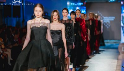 "Colecția ""Winery Collection"" de la Nikita Rinadi Haute Couture a fost punctul culminant la expoziția Fashion Show Din Inimă"