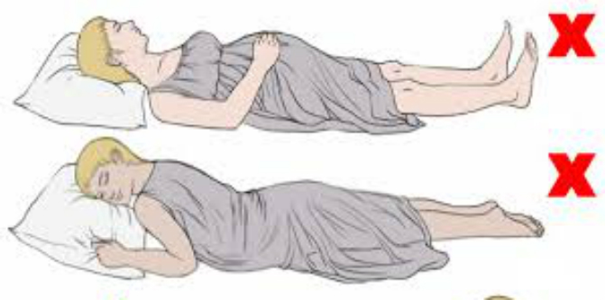 Dormitul pe burta in sarcina