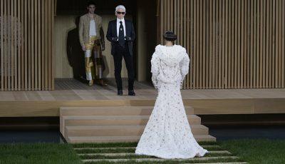 Rochia de mireasă cu glugă! Noutate în rândul ținutelor de nuntă