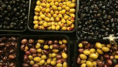 Măsline din comerţ, tratate cu sulfat de cupru!