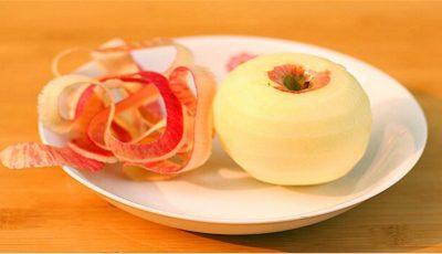 Nu ştiai în ce se transformă celulele de grăsime atunci când mănânci coaja unui măr!