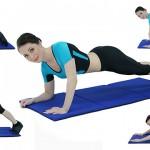 Foto: 7 exerciții pentru un spate sănătos!