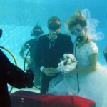 Foto: Un scafandru va organiza nunți subacvatice!