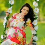 Foto: Olesea Talpă, despre cum treci peste un divorţ şi nu renunţi la fericire