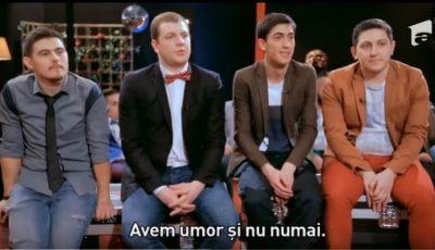 """Zebra Show"" din Moldova a uimit jurații la concursul românesc ""iUmor"""