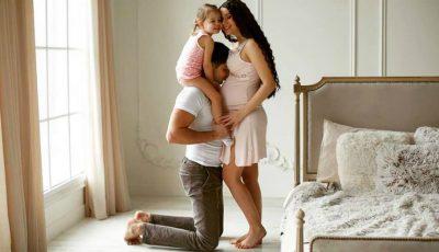 Irina Tarasiuc a născut un băiețel!