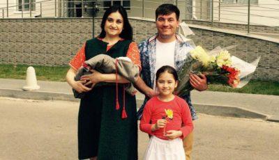 Primele poze cu fiica Corinei Țepeș