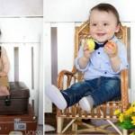 Foto: Grosu Artur-David este câştigătorul concursului Baby Star!