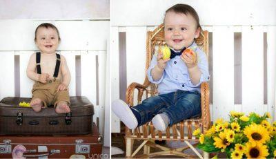 Grosu Artur-David este câştigătorul concursului Baby Star!