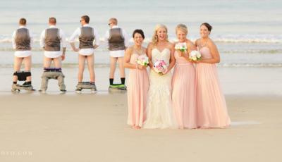 24 de fotografii haioase de nuntă