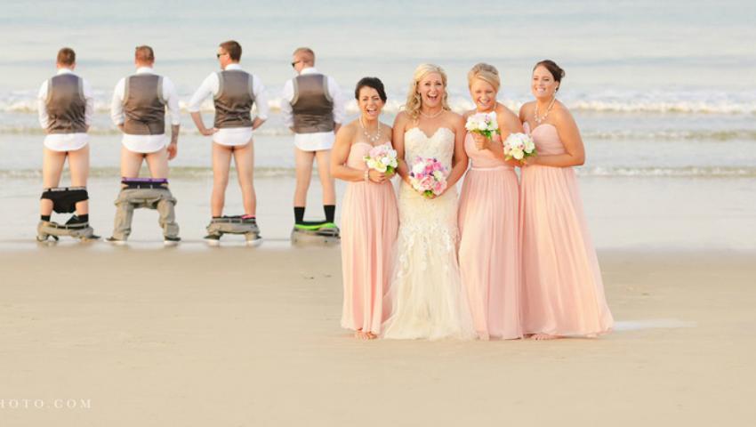24 De Fotografii Haioase De Nuntă Unicamd