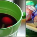 Foto: Vopselele de ouă din comerţ ne otrăvesc organismul! Sunt pline de substanţe toxice