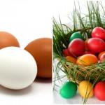 Foto: Ouă albe sau maronii? Care sunt mai bune la vopsit