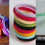Foto: Revoltător! Benzile elastice pentru păr din China sunt fabricate din prezervative folosite şi ar putea răspândi boli cu transmitere sexuală