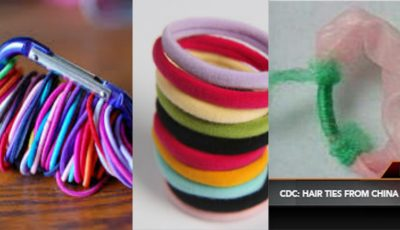 Revoltător! Benzile elastice pentru păr din China sunt fabricate din prezervative folosite şi ar putea răspândi boli cu transmitere sexuală