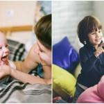 Foto: 17 fotografii emoţionante, despre cum este să fii mamă de băieţei!
