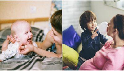 17 fotografii emoţionante, despre cum este să fii mamă de băieţei!