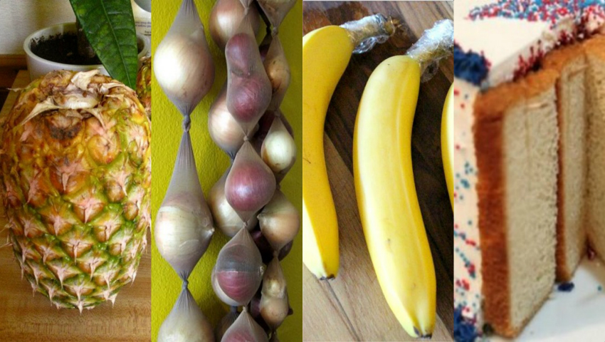 Foto: Cum poţi păstra alimentele proaspete mai mult timp? Sfaturi utile