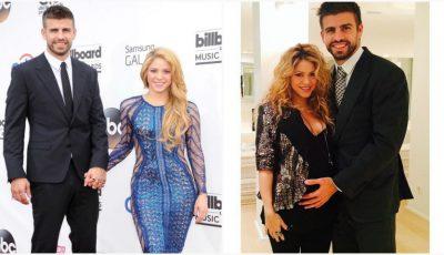 Shakira, însărcinată cu cel de-al treilea copil!