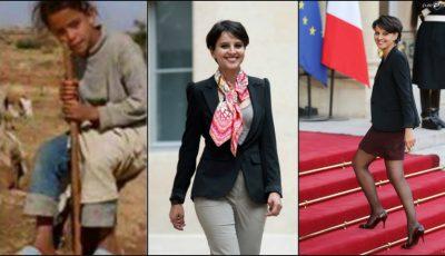 De la fetiţa păstor din Maroc, la Ministrul Educaţiei din Franţa!