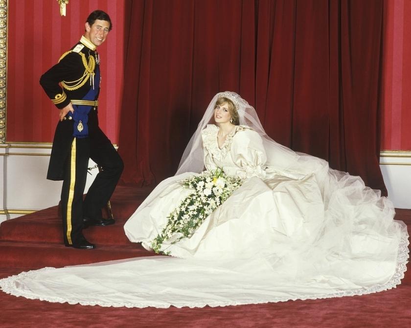 Prințesa Diana și o rochie de 150000 de dolari