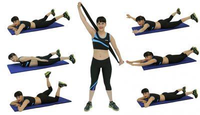 5 exerciții pentru un spate tonifiat și sănătos!