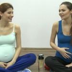 Foto: Ce nume au ales Veronica şi Daniela Ghimp pentru bebeluşii lor!