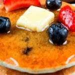 Foto: Clătite vegane, pentru un mic dejun de răsfăț