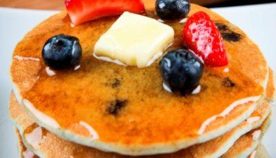 Clătite vegane, pentru un mic dejun de răsfăț