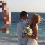 Foto: Mireasa era să leșine când a văzut ce a apărut în albumul de nuntă!